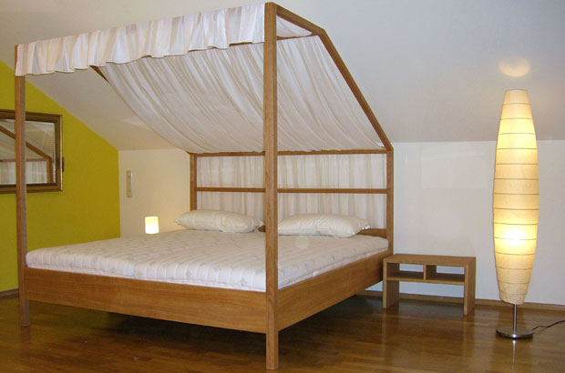Perfect Himmelbett In Dachschrage_055541 ~ Neuesten Ideen Für Die . Nice Ideas